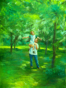 Cath Stockbridge, Touch the Trees