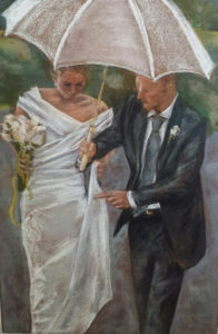 Louise Kenney, Wedding Day