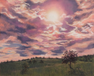 Marcia Hill, Late-day Grace